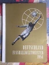 100% COMPLETE AUSTRIA WORLD CUP 1954 SWITZERLAND 54 STICKER ALBUM