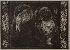 Woodcut & Block Animals Art Prints