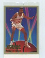 ROBERT HORRY 1993-94 Fleer Rookie Sensations #9 Houston Rockets