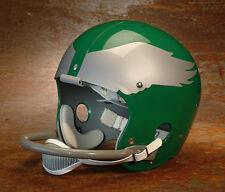 Philadelphia Eagles style NFL Vintage Football Helmet SONNY JURGENSEN 1957-1963