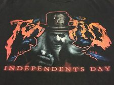 Trashed Twiztid Independents Day Insane Clown Posse 2-Sided T-Shirt Juggalo ICP