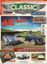 CLASSIC & SPORTS CAR 27 S1 AC ACE AC BRISTOL ACE 2.6 ALFA 33 STRADALE MORGAN +8
