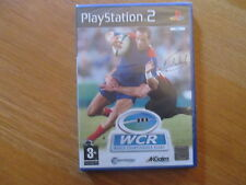 WCR (World Championship Rugby) / Jeu PS2 / Neuf sous blister Officiel