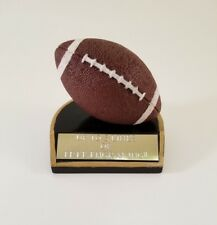 Small Football Trophy! Free Engraving! Ships In 1 Business Day!