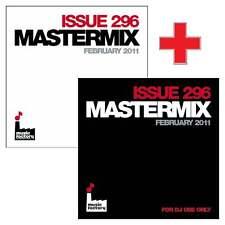 Mastermix Issue 296 Twin DJ CD Set inc Mixes ft Bon Jovi The Ballads Megamix