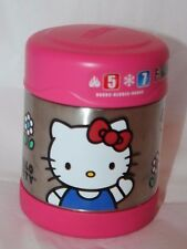 Thermos FunTainer Sanrio Hello Kitty 10 oz/290 ml Stainless Steel Food Jar-Pink