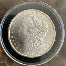 1878 CC Morgan(ungraded)