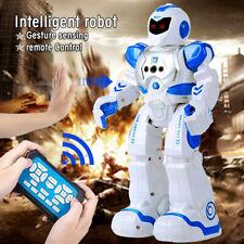 LED Ferngesteuerter Roboter RC Spielzeug für Kinder Geschenk Hervorragender Neu