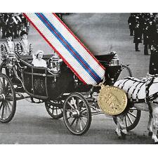 Berühmter Personen Medaillen aus Silber