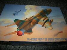 1:72 Master Craft Sukhoi Su-22M3 Gulf of Sidra Conflict ohne Anleitung OVP