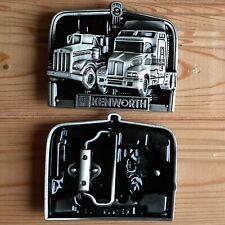 Kenworth truck belt buckle