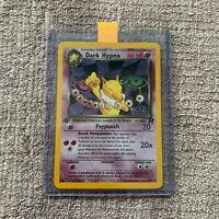 Dark Hypno 9/82 - 1st Edition Team Rocket - Rare Holo Pokemon Card [Mint / NM]