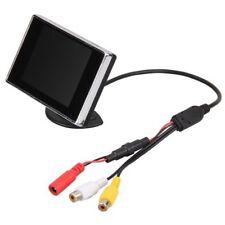 "3.5"" TFT LCD Monitor Screen Backup Camera For Car V4I6 O1S8"
