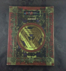 Ars Magica sourcebook 4th ed. AG0204 Atlas Games F to G pickup 6064 or plus post