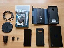 Samsung Galaxy S8 - 64GB - Midnight black(Ohne Simlock) + Zubehör!