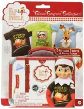 2015 Elf on The Shelf Graphic Tee Multipack Express Yourself Suitcase 3 T-shirt