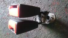 FORD FOCUS 1.6 PETROL MK2  2005 - 2011 REAR SEAT BELT TWIN BUCKLE