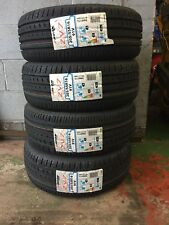 4 NEW 2055516 205 55 16 AVON ZV7 91V FOUR TYRES A RATING WET GRIP