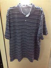 Merona Polo Men's Shirt in Xavier Navy With Pocket Size XXL