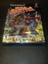 War of the Monsters (Sony PlayStation 2, 2003) NEW SEALED