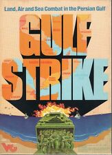 Victory Games (VG) Gulf Strike Land, Air and Sea Combat in the Persian Gulf