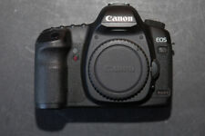 Canon EOS 5D Mark II 21.1MP Digital SLR Camera - Black - Fast Shipping