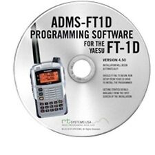 ADMS-FT1 D SOFTWARE GESTIONE PC YAESU FT-1 D  COD.700023