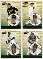 1999 Pacific Invincible RED Parallel - pick from dropdown menu - #'s 1-53 RARE!