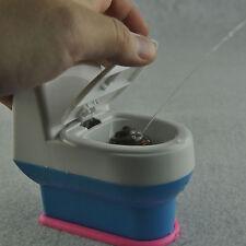 Creative Toilet Closestool Water Squirt Spray Funny Prank Joke Gag Kids Toy Gift