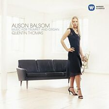 Alison Balsom - Music for Trumpet and Organ [CD]
