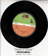 "BONEY M  Children Of Paradise 7"" 45 rpm vinyl record NEW + juke box title strip"