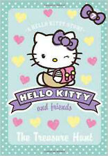 The Treasure Hunt (Hello Kitty and Friends, Book 7), New, Misra, Michelle, Chapm