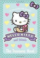 The Treasure Hunt (Hello Kitty and Friends, Book 7), New, Misra, Michelle, Chapm