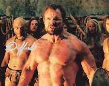 Barry Duffield Autographed 8x10 Photo Spartacus (1)