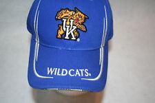 0c9e2cd6c41 University of Kentucky UK Basketball Wildcats Strapback Cap