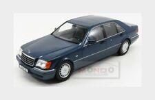 Mercedes Benz S-Class S500 (W140) 1994 Blue Met I-SCALE 1:18 118000000049
