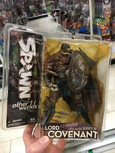 Lord Covenant Spawn Other Worlds Series 31 McFarlane MIP 2007