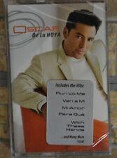 OSCAR DE LA HOYA - Cassette New! Sealed! EMI 2000