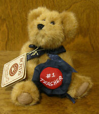 Vccboyds Plush Ornaments #562506 Ms Teachbeary, New/tag From Retail Store 5.5""