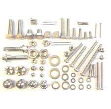 Yamaha RD125 Twin - Nut / Bolt / Screw Stainless MegaPack