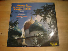 33 tours joyaux de la musique russe par charles munch