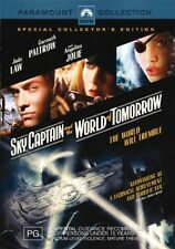 Sky Captain And The World Of Tomorrow DVD, Special Collector's Edition