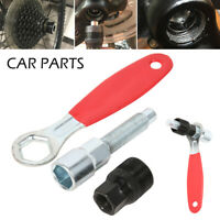Bike Bicyle Crank Extractor Puller + Bottom Bracket Remover Removal Tool Set US
