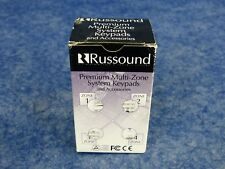 New Russound Srm-2.1 Speaker Relay Module - White - for Cp4.6 & Ca-Lcd Keypads