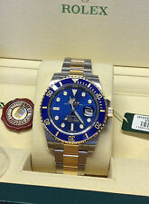 Rolex Submariner Wristwatches with 12-Hour Dial
