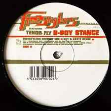 "FREESTYLERS FT TENOR FLY - B-Boy Stance (12"") (VG-/NM)"