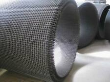 304 Stainless steel Crimped wire mesh 1.2m* 6/4/3/2/1.33/1/ Mesh, just $50/M