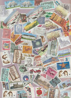 Germany post 1945 accumulation 1000 stamps Colourful as they come