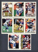 1995 Topps Dallas Cowboys TEAM SET - Emmitt Smith