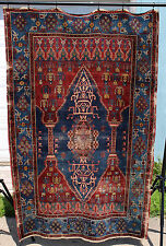 Turkish Anatolian Rug w/ Ladik Influence - 46 X 71 Inches